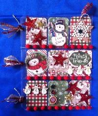 FTLOC#1-Mini Pocket Letter- Christmas-US ONLY