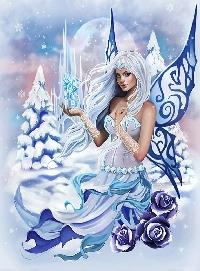 Fantasy Christmas/Holiday Double Card Sets - US