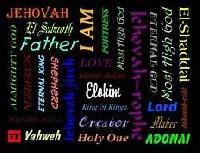TCHH ~ Names of God