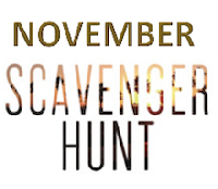Photo Scavenger Hunt - November - Email