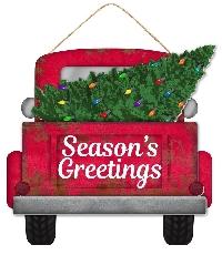 Christmas Card Christmas tree