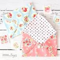 MAE: Handmade Fabric Envelope Swap