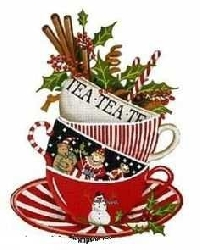 CALG-Christmas Card and Tea