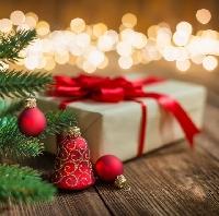 Secret Santa Happy Mail