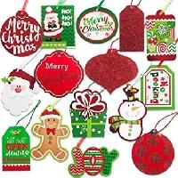 Christmas Gift Tag Swap~USA