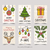 Swaps ~ Christmas Cards