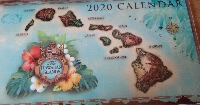2020 Pocket Calendar