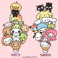 ✨50g Kawaii SSS #2: Sanrio/San-x Surprise Swap✨
