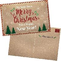 Christmas Postcards #2 USA