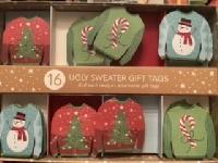 Christmas Gift Tags Swap