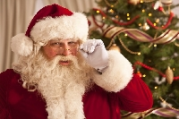 🎅🎄Christmas ATC Series INTL 8/9 - Santa Claus!