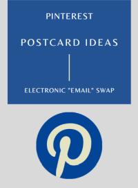 Pinterest Board - Postcard Ideas Email Swap