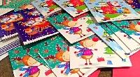 Mega Blank Christmas Card Swap