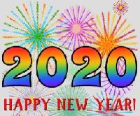 HAPPY 2020!! CARD SWAP~~USA