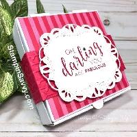 ~SPECIAL EDITION MAIL~ Valentine's Mini Pizza Box