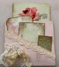 SMSUSA: Embellished Envelope Pockets
