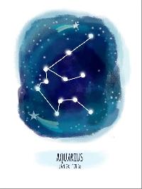 ✨Astrology ATC Swap ✨ - Aquarius [9/12]
