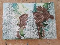 Woodland Series #1 - MOOSE ATC