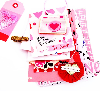 Valentine Happy Mail Swap