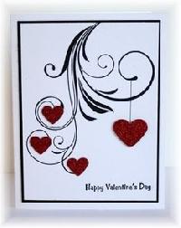 MissBrenda's Valentine Card swap #3