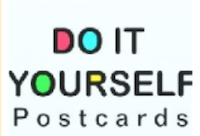 DIY (Do It Yourself) Sender's Choice Postcard #3