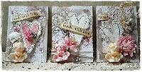 USATC: Hearts & Flowers ATC
