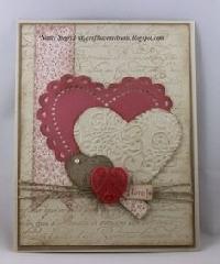 MissBrenda's Valentine's Card swap #5