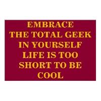 Geek of the Week Postcard Swap #2