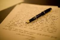 Write a Letter quick swap 2