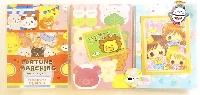 Kawaii style mini pocket letter 🌸🍵🎀✨💕