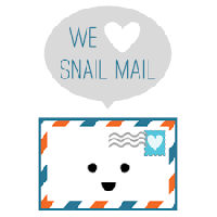 Snail Mail A to Z Electronic Swap