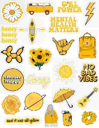 💌 STICKERS CLEAR OUT #2