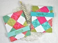 no sew quilting Card Making