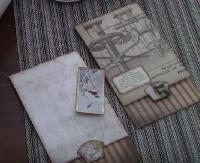 YTPC:  Long Notebook Pocket