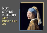Not Store-Bought Art Postcard #3