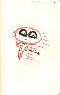 Abandoned sketch
