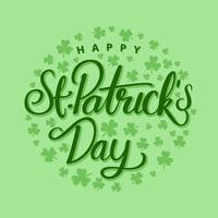 St. Patrick's Day - GREEN ENVIE