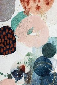 Handmade Art Journal Go Round R49