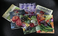 Seed packets and a Gardening Tip #1