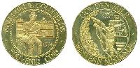 POSTCARD & SOUVENIR COIN