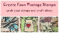 Faux Postage Stamps - US/NA