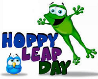 Leap Day profile decoratin FAST!