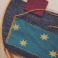Visible Mending Swap - Fabric Scraps