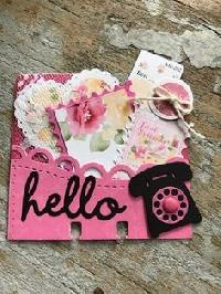 FTLOC#1-Memory Dex Black & Pink -US Only