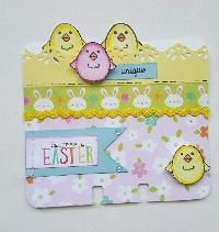 Easter Memorydex cards exchange