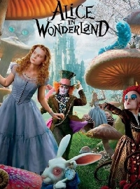 Tim Burton- Alice In Wonderland