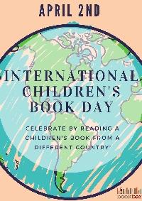 International Children's Book Day Email Swap