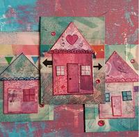 House / Home Theme ATC - Newbies Welcome