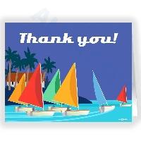 Thank You Notecard Swap #5 - USA