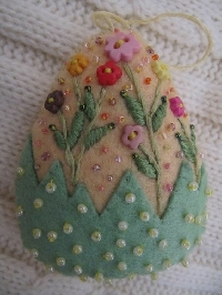 Pin Pals - April Egg Shaped Dotee inspired Doll